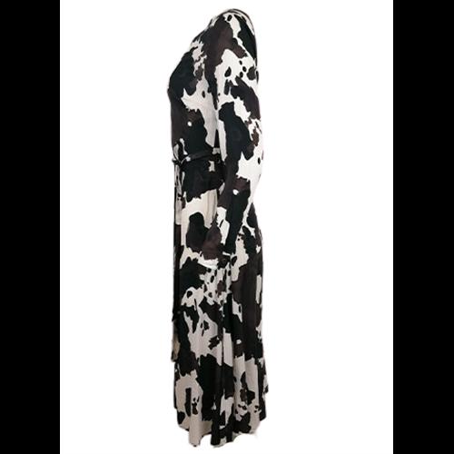 Wzorzysta sukienka SMASHED LEMON
