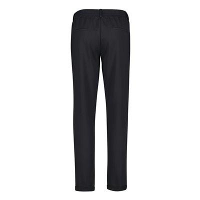 Czarne spodnie z lampasem Betty Barclay