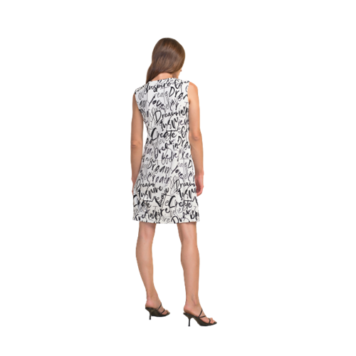 Nadrukowana sukienka Joseph Ribbkoff