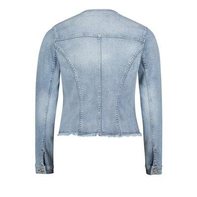 Niebieska jeansowa kurtka Betty Barclay