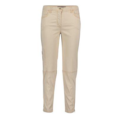 Beżowe spodnie Betty Barclay