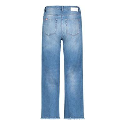 Bawełniane spodnie kuloty Betty Barclay