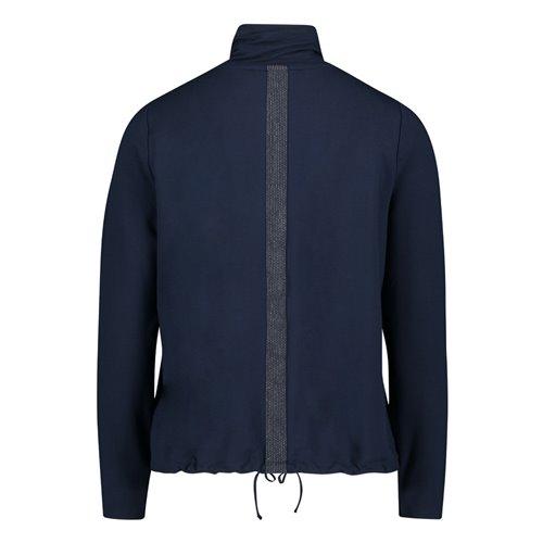 Granatowa rozpinana bluza Betty Barclay