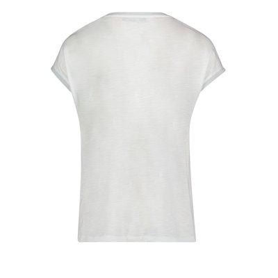 Jednolita bluzka z nadrukiem Betty Barclay
