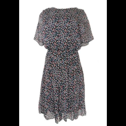 Zwiewna wzorzysta sukienka RINO & PELLE