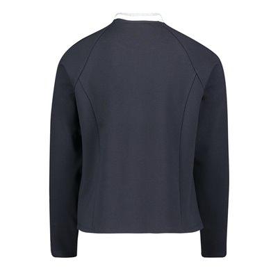 Granatowa bluza na suwak Betty Barclay