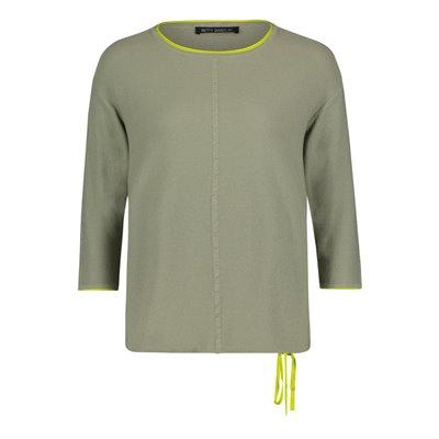 Oliwkowy sweter Betty Barclay