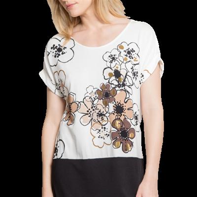 Sukienka w kwiaty FUEGO WOMAN