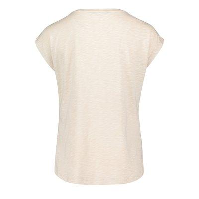 Limonkowa z nadrukiem bluzka Betty Barclay