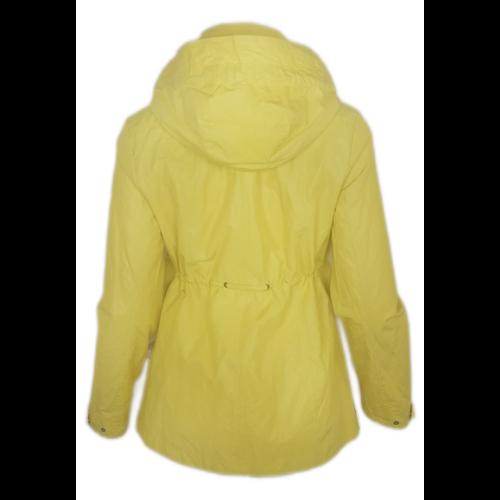 Żółta kurtka WEGA Green Goose