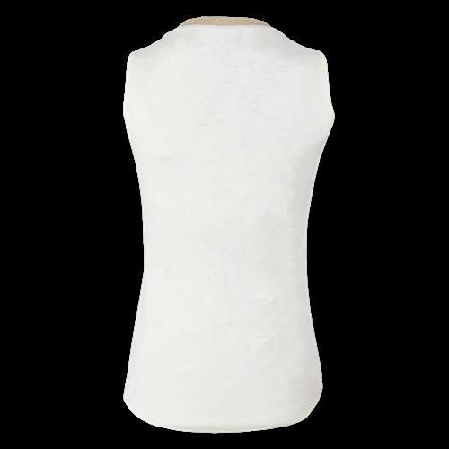 Bluzka bez rękawów FUEGO Ananke
