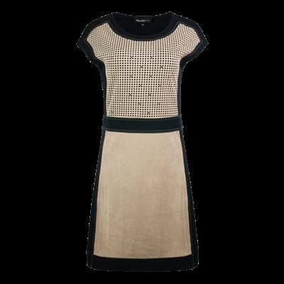 Sukienka z ozdobnym przodem FUEGO Ananke