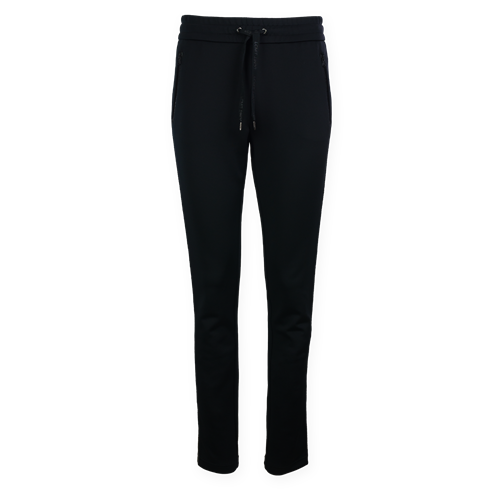 Czarne dresowe spodnie Le Comte