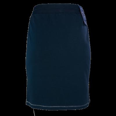 Granatowa spódnica Le Comte