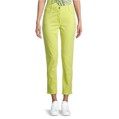 Limonkowe spodnie Betty Barclay