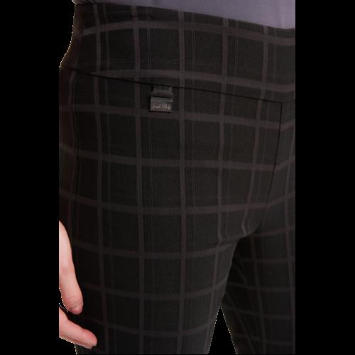 Spodnie w kratę Joseph Ribkoff
