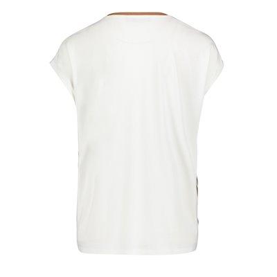 Wzorzysta bluzka z cyrkoniami Betty Barclay