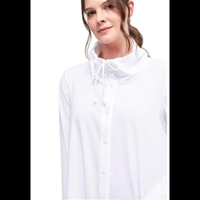 Biała koszula zapinana na guziki Joseph Ribkoff