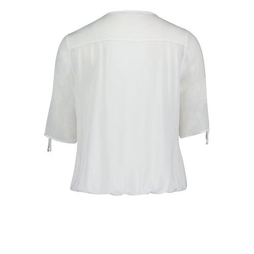 Biała bluzka Betty Barclay