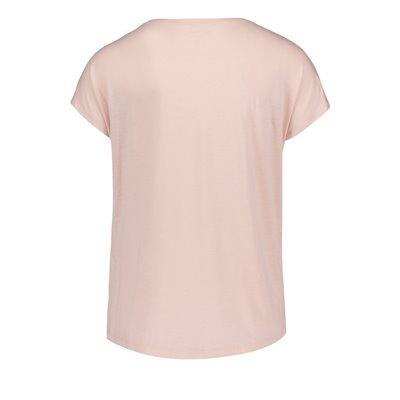 Pudrowa bluzka Betty & CO