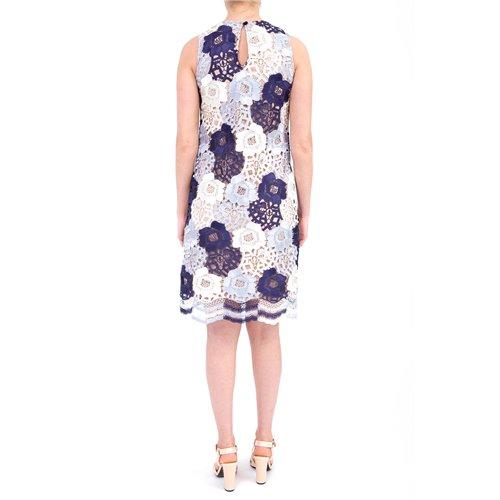 Ażurowa sukienka w kwiaty Joseph Ribkoff