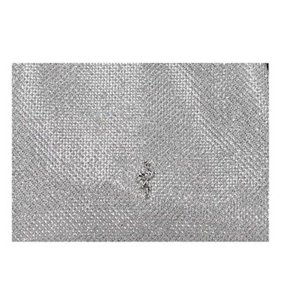 Srebna torebka Menbur. 84285-09