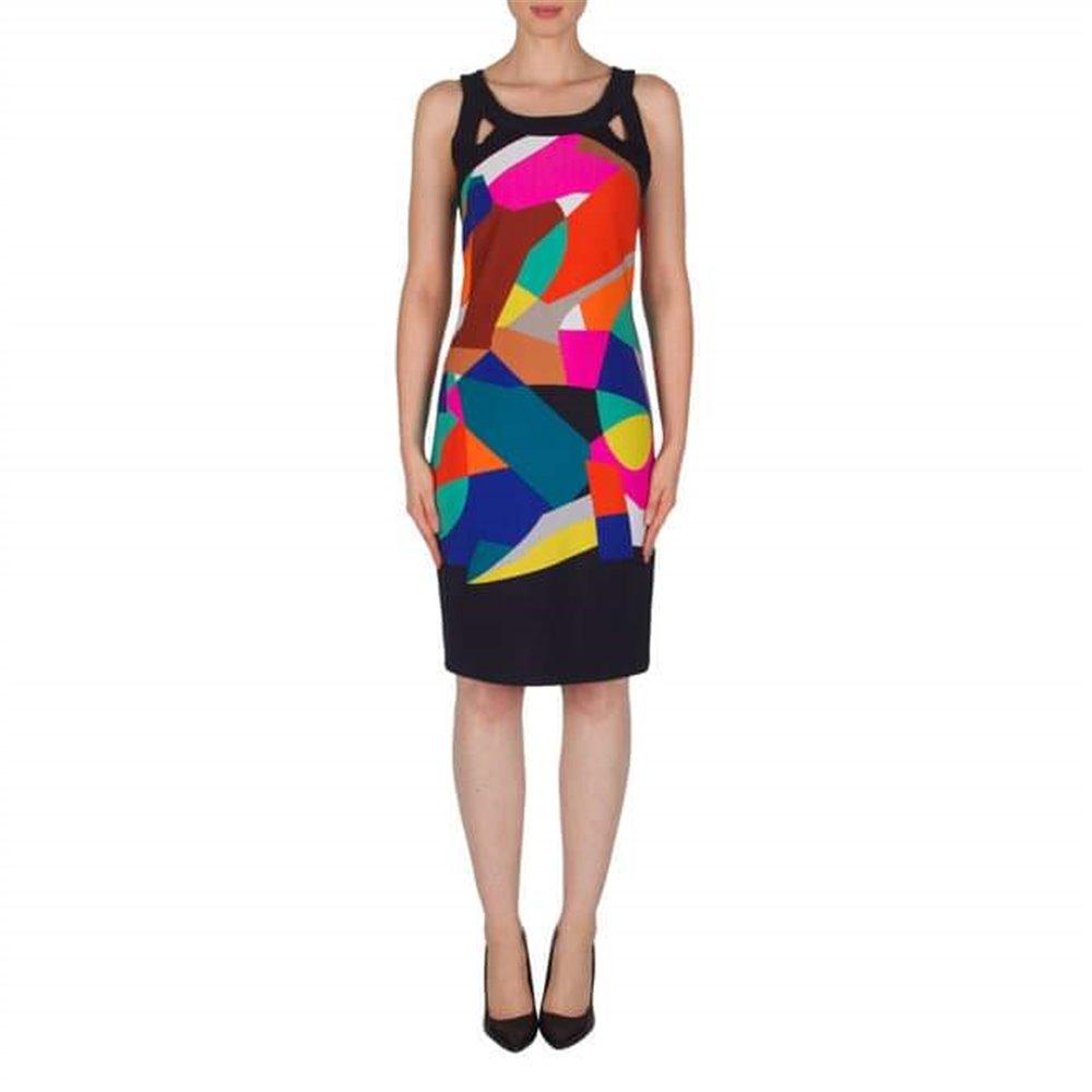 Kolorowa sukienka Joseph Ribkoff