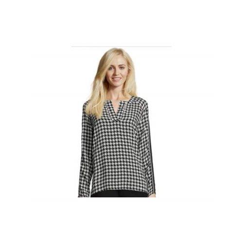 Czarno-biała bluzka Betty Barclay