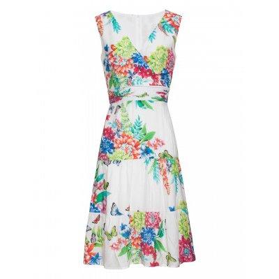 Kolorowa sukienka Smashed Lemon