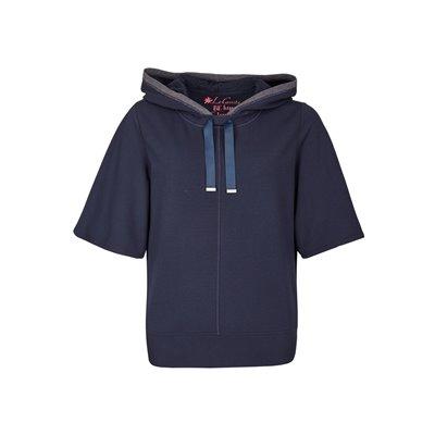 Bawełniana bluza z kapturem Le Comte