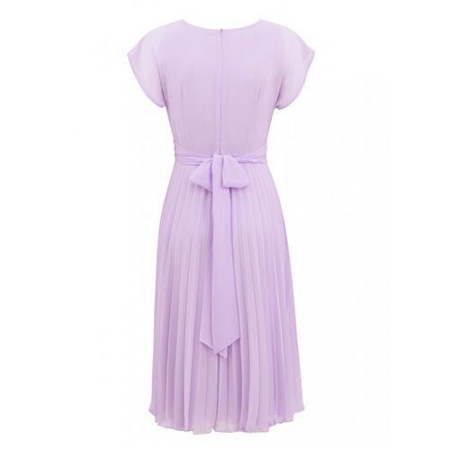 Plisowana sukienka  ELLA BOO