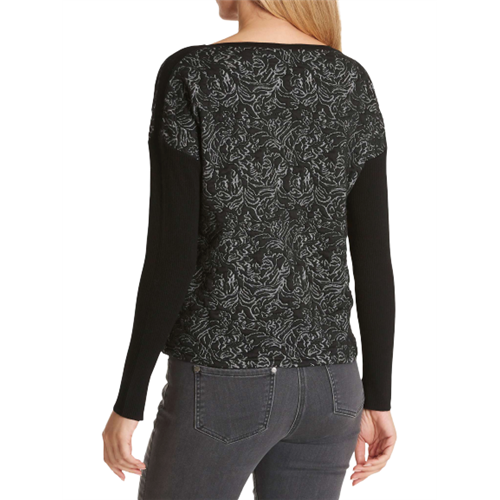 Czarny sweter Betty Barclay