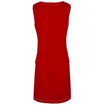 Czerwona sukienka Fuego