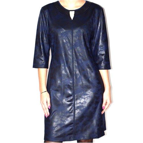 Granatowa sukienka FUEGO WOMAN