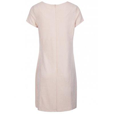 Pudrowa sukienka FUEGO WOMAN