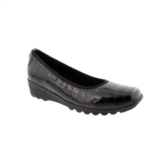 Czarne  buty Romika  Carree 02