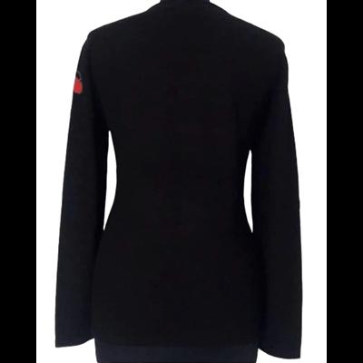 Czarny sweter FUEGO ANANKE