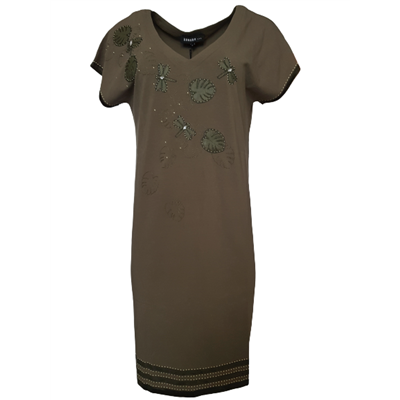 Bawełniana sukienka FUEGO & ANANKE