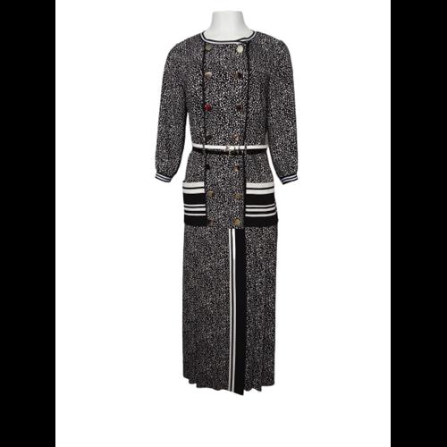 Długa sukienka MALIKA  marki  POLA MONDI
