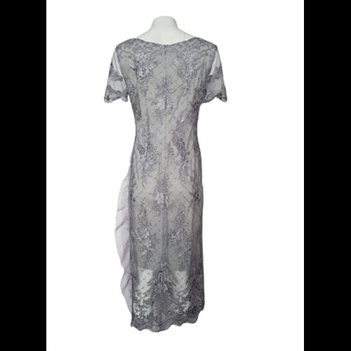 Długa Koronkowa sukienka POLA MONDI  JADWIGA
