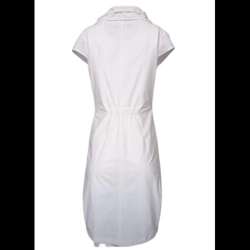 Biała sukienka POLA MONDI  FOGO