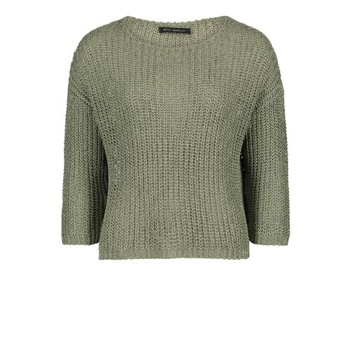 Oliwkowy sweterek Betty Barclay