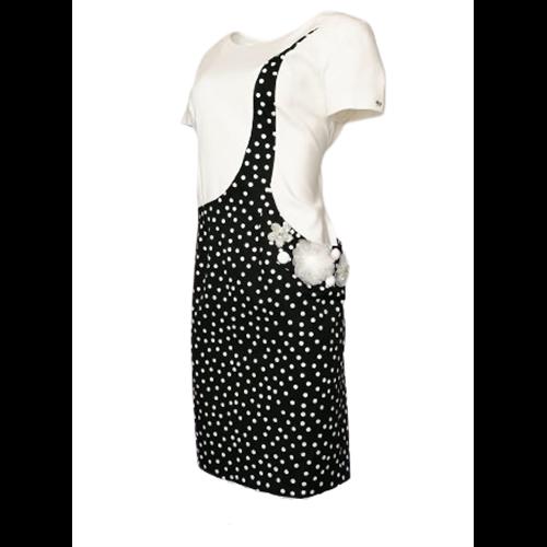 Sukienka w grochy POLA MONDI