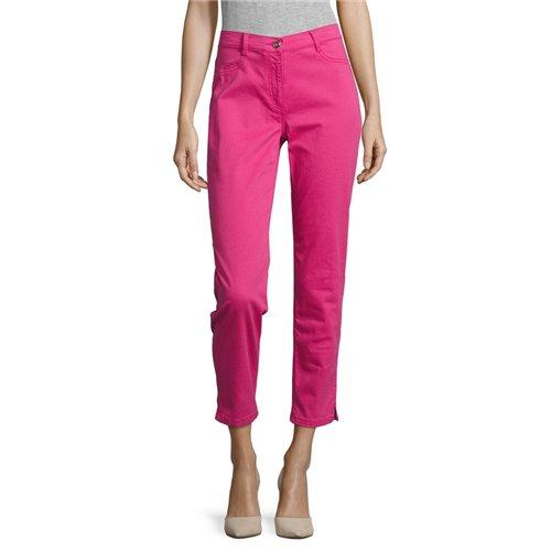 Amarantowe spodnie Betty Barclay