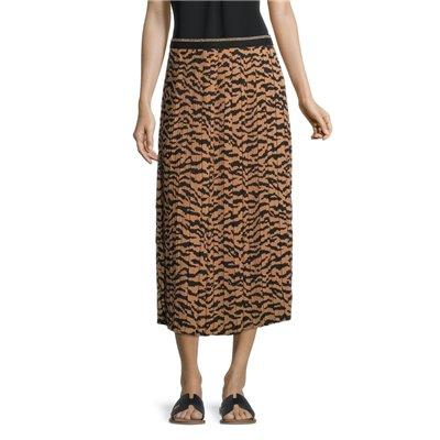 Plisowana wzorzysta spódnica Betty Barclay
