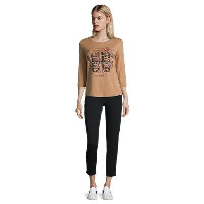 Kamelowa bluzka Betty Barclay